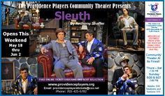 Sleuth a play playscript 46 9780714507637 anthony shaffer ppf sleuth opens this weekend fandeluxe Image collections