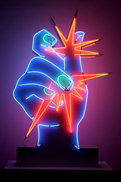 1000 ideas about martial arts tattoos on pinterest for Neon artiste contemporain
