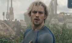 Quicksilver in Avengers: Age of Ultron Marvel Man, Man Thing Marvel, Quicksilver Avengers, Avengers Cast, Marvel Avengers, Aaron Johnson Taylor, Aaron Taylor Johnson Shirtless, Aaron Taylor Johnson Quicksilver, Narnia