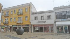 Banco Millennium BCP em Beja (Portas de Mértola), Alentejo - Portugal