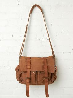 Barbour Washed Satchel http://www.freepeople.co.uk/accessories-bags/washed-satchel/