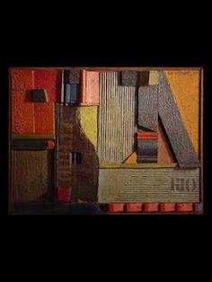 marinearte: Blas Castagna - Texturas