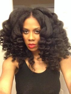 Curly Nikki | Natural Hair Styles and Natural Hair Care: Down and Out