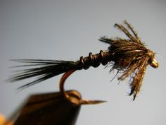 This quick and easy to tie stonefly nymph pattern helps you fill your fly box quickly and gives you a pattern for late winter and spring steelhead fishing. Add an optional epoxy wingcase for those ...