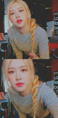Kpop Girl Groups, Kpop Girls, Rose Pic, Baby Park, Divas, Blackpink Photos, Kpop Fashion Outfits, Jennie Lisa, Rose Wallpaper