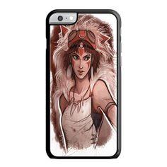 San Princess Mononoke iPhone 6 Plus Case