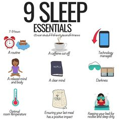 """TIPS TO HELP YOU SLEEP BETTER The quality of your sleep is extremely important for.-health, sanity, fatloss- The way to help you get a good quality kip is to make sure your """"sleep hygiene """"- a fancy Sleep Better Tips, How To Get Better, Stop Sugar Cravings, 5am Club, Sleep Remedies, Healthy Sleep, Good Sleep, How To Sleep, Sleep Help"""