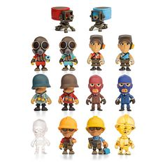 Team Fortress 2 Blind Box Figures