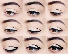 eyeliner tutorial how to makeup