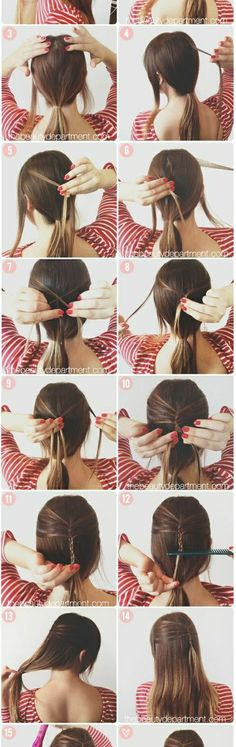 Hairstyle ☺  ✿
