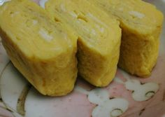 Sweet Tamagoyaki with Dashi