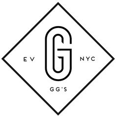 Located in NY's East Village, GG's is a neighborhood restaurant at its  core, helmed by a partnership devoted to an exceptional food, beverage, and  hospitality experience.  GG's takes New York style pizza, from a classic deck oven, to a full dining  experience.