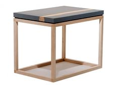 Bloom Side Table // mth woodworks