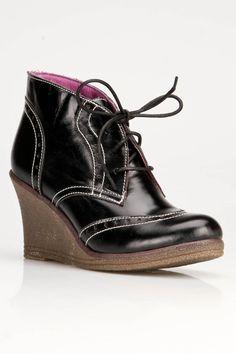 (I love these!)  Jump J-Sunday Heel Booties