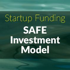 Will Angel Investors Put Their Money in a SAFE? http://www.manhattanstreetcapital.com/