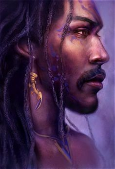 people of color fantasy Male Character, Character Portraits, Black Love Art, My Black Is Beautiful, Black Man, Black Characters, Fantasy Characters, Dnd Characters, African American Art