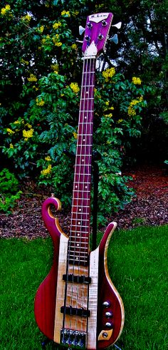 Purple Heart Bass