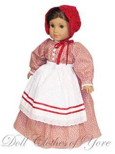 'Laura Ingalls' Dress