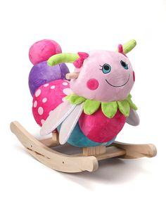 Another great find on #zulily! Darla the Dragonfly Rocker #zulilyfinds