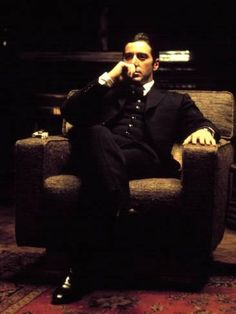 size: Photo: The Godfather: Part II, Al Pacino, 1974 : Travel Robert Downey Jr, Robert Duvall, Godfather Quotes, Godfather Movie, Gangsters, Familia Corleone, The Godfather Wallpaper, The Godfather Part Ii, Don Corleone