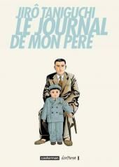 Le Journal de mon père. Jiro Taniguchi.