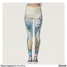 Hippo Leggings