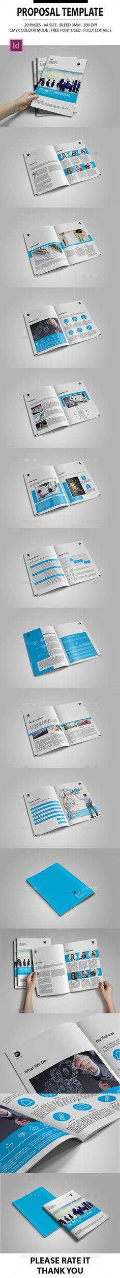 Three Rings Project Proposal Template Proposal templates - proposal template