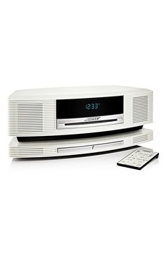 Men's Bose Wave SoundTouch Wi-Fi Music System - White
