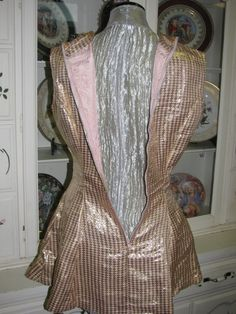 Vintage Silver & Pink Halloween Costume  The by TheIDconnection, $85.00