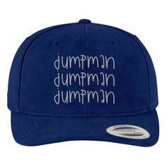 Jumpman Brushed Embroidered Cotton Twill Hat