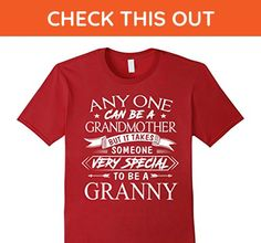 Mens Funny family shirt Can be grandmother but special be granny 3XL Cranberry - Relatives and family shirts (*Amazon Partner-Link)