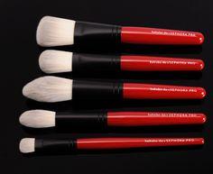 Hakuhodo x Sephora PRO Brush Collection