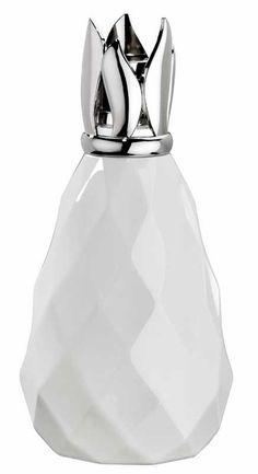 London White $90 Lampe Berger Lamp