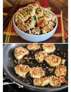 Healthy Chicken Bites Recipes | Delicious Healthy Dinner Recipes for Two. Yum
