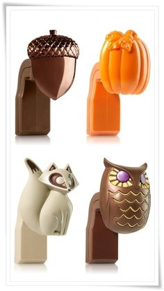 OMG FOX! Bath & Body Works Fall 2011 Wallflowers. Need. Now! by queen