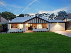 10 Willingale Avenue, Lockleys, SA View property details and sold price of 10 Willingale Avenue & other properties in Lockleys, SA Facade House, Bungalows, Reno Ideas, Facades, Color Schemes, Real Estate, Exterior, Cabin, Colour