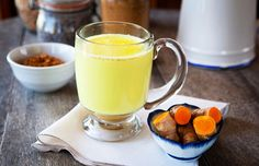 Turmeric milk is a traditional Indian drink. It is also called the golden milk. Read on to know how to prepare and benefits of turmeric milk for beauty. Remedies For Menstrual Cramps, Cramp Remedies, Herbal Remedies, Health Remedies, Natural Remedies, Snoring Remedies, Cold Remedies, Tea For Menstrual Cramps, Holistic Remedies