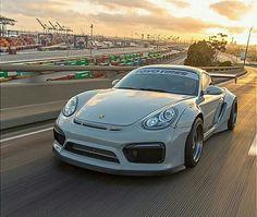 21 Best Porsche Cayman By Rocket Bunny Pandem Images