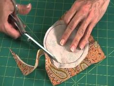 Sew Easy lesson: Interfacing Applique