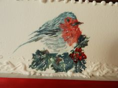 Hampshire Uk, Hand Painted Cakes, Christmas Cakes, How To Make Cake, Cake Decorating, Sugar, Treats, Simple, Artist