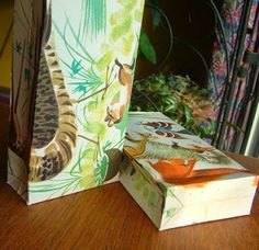 Book Pages >>>> Gift bags!