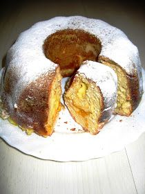 Borsó receptjei: Pudingos barackos Pound Cake, Sweet Bread, Cookie Recipes, French Toast, Muffin, Food And Drink, Sweets, Cookies, Baking