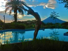 PHOTO CONTEST! win $200 off next GRACIOUS LIVING YOGA ADVENTURE RETREAT on a volcanic island in NICARAGUA!
