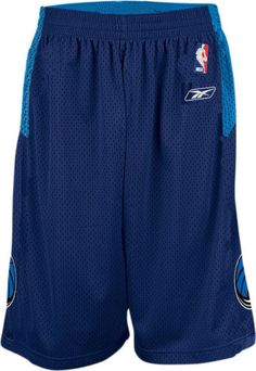 Reebok Youth Dallas Mavericks Replica Basketball Shorts $19.99