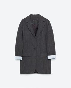 Image 8 of PINSTRIPE JACKET from Zara