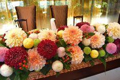 Wedding Decorations, Table Decorations, Wedding Table, Tablescapes, Floral Arrangements, Wedding Flowers, Wedding Venues, Oriental, Floral Design