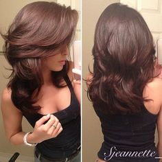 Love this blow out!