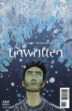 Preview: The Unwritten #43, Cover - Comic Book Resources