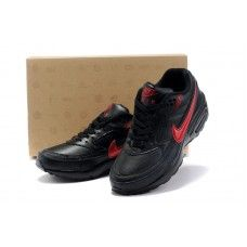 3e4f6bfd6c5 Hommes Nike Air Max Classic BW Noir Rouge 69