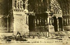 Amicarte 51 Reims: Reims 14-18 - Des coiffeurs en jupons...